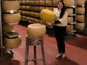 Visita all'azienda agricola Moscattini
