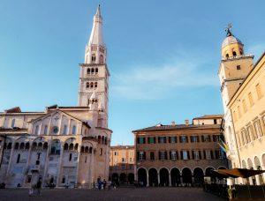 Il sito UNESCO di Modena